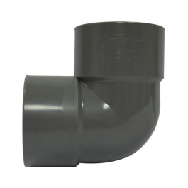 Solvent Weld 32mm - Grey - 90D Bend