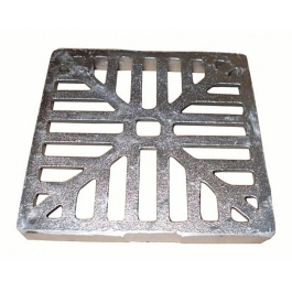 Alloy Grate - Square - 300mm x 300mm