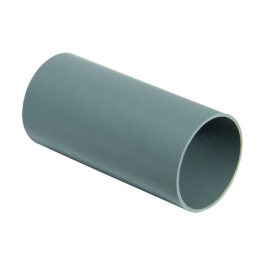 Rainwater Grey Down Pipe - 2Mt x 50mm - (66026011)