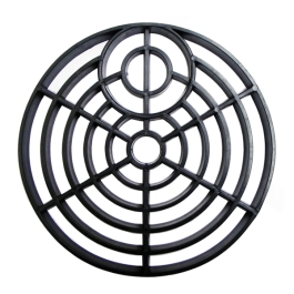 Gully Grid 175mm - Round Plastic  For UGG6