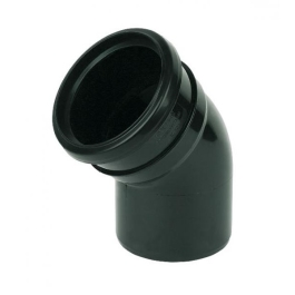 Soil Pipe Bend - Single Socket 135D/45D