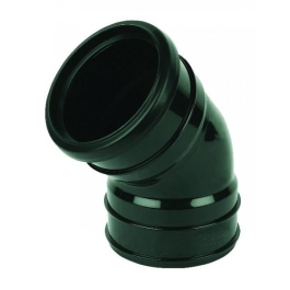 Soil Pipe Bend - Double Socket 135D/45D
