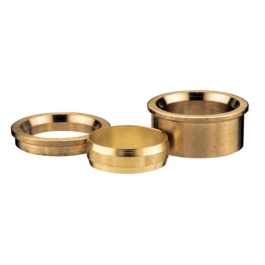 Brass Compression - Reducing Set - 15mm x 10mm - (9CR1510)
