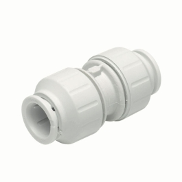 Speedfit Coupler 15mm - (Pack of 2) - (310015)