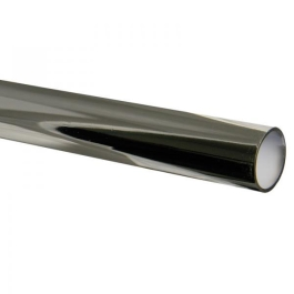 Chrome Pipe - 2Mt x 15mm - (321945)