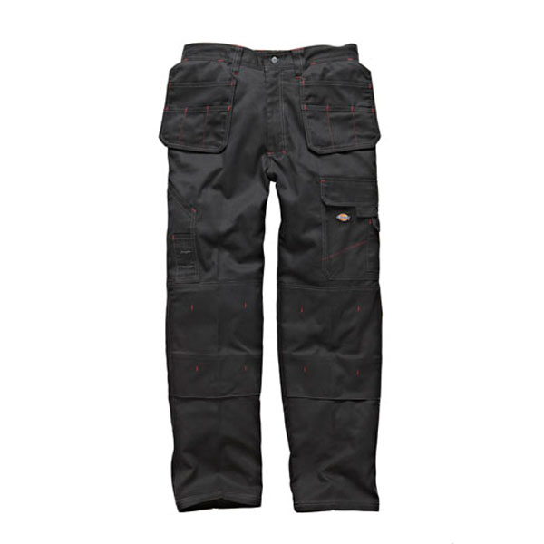 Dickies Redhawk Pro Trousers - Black - 36 Regular