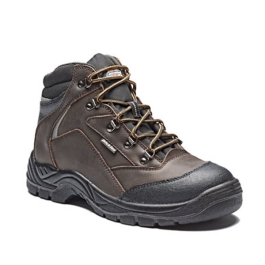 Dickies Davant Safety Boots - Brown - Size 9