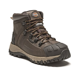 Dickies Medway Safety Boots - Brown - Size 11