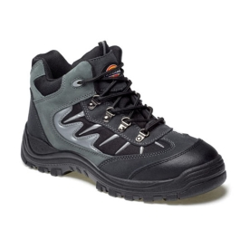 Dickies Storm II Safety Trainer - Black - Size 8