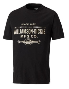Dickies Castleton T-Shirt - Medium - Black