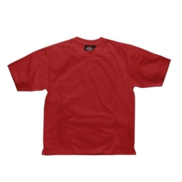 Dickies Cotton T-Shirt - Large - New Red