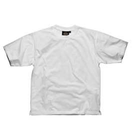 Dickies Cotton T-Shirt - Extra Large - White
