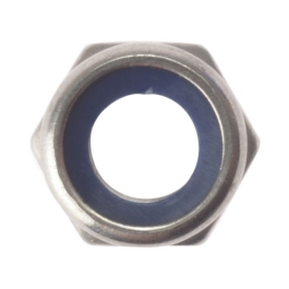 Nylon Locking Nuts M10 - (Pack of 4) - (047236N)