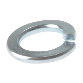Spring Washers - Assorted Sizes - (Pack of 10) - (001191N)