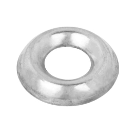 Screw Cups M6 - Nickel Plated - (Pack of 10) - (003867N)