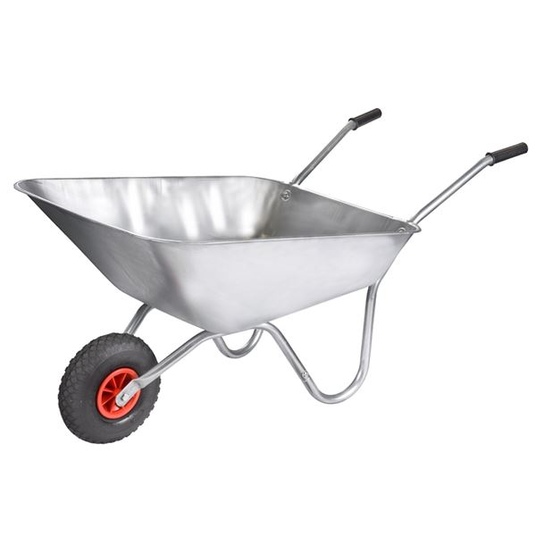 Wheelbarrow - 3 Cubic Feet Capacity
