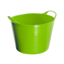 Tubtrugs Flexible Tub 26Lt - Pistachio