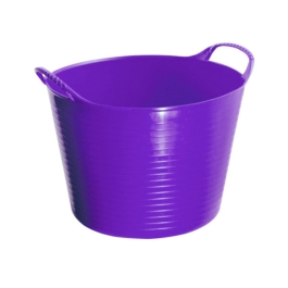 Tubtrugs Flexible Tub 26Lt - Purple