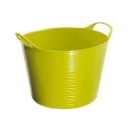Tubtrugs Flexible Tub 26Lt - Yellow