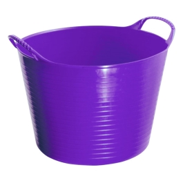 Tubtrugs Flexible Tub 75Lt - Purple