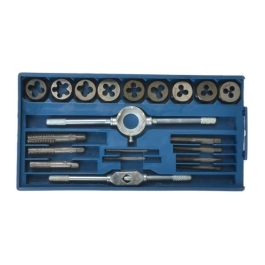 Blue Spot Tap & Die Wrench - 21Pc Set