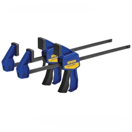 Irwin Quick-Grip Clamp 300mm - Mini - Twin Pack