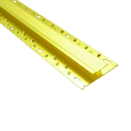 Centurion Carpet Jointing Strip - 45mm x 900mm - Gold
