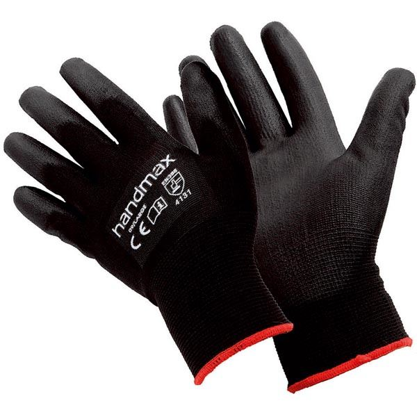 Handmax Gloves - Atlanta - Black - (219)