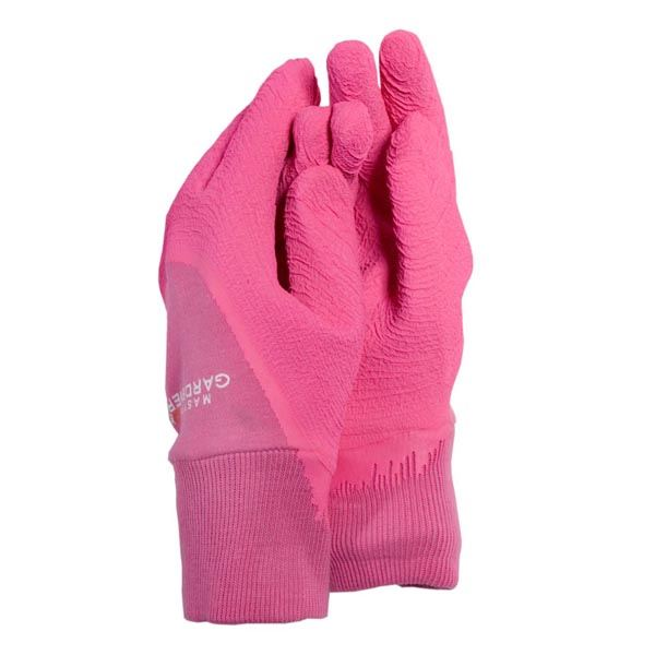 Town & Country - Master Gardener Gloves - Pink - (Small)