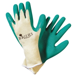 Briers General Gardener Gloves - Large - (Green)
