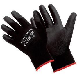 Handmax Gloves - Black PU - (Atlanta)