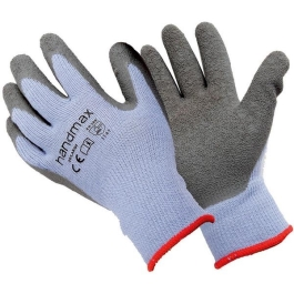 Handmax Gloves - Grey Thermal Latex - (Dakota)