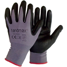 Handmax Gloves - Grey Foam Nitrile - (Kansas)