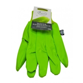 Gloves - Water Resistant Coated - Medium - (B2131)