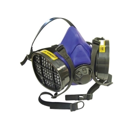 Scan Face Mask - Twin Respirator