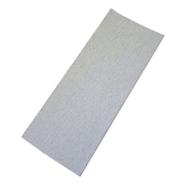 Faithfull 1/3 Orbital Sanding Sheet - 93mm x 230mm - 120 Grit