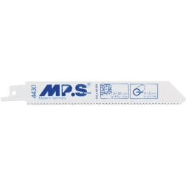 "MPS Reciprocating Blades 6"" - Metal (5)"