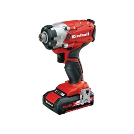 Einhell Cordless Impact Driver 18 Volt - (1 x 1.5Ah Li-Ion Battery + Charger)