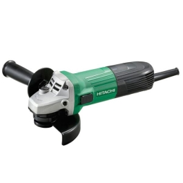 Hitachi Angle Grinder 115mm - 240 Volt - (Including Diamond Blade & Case)
