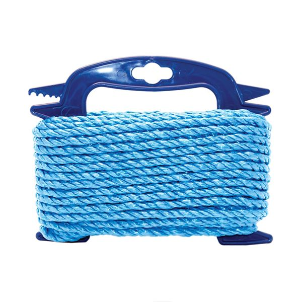 Blue Rope - 6mm x 20Mt