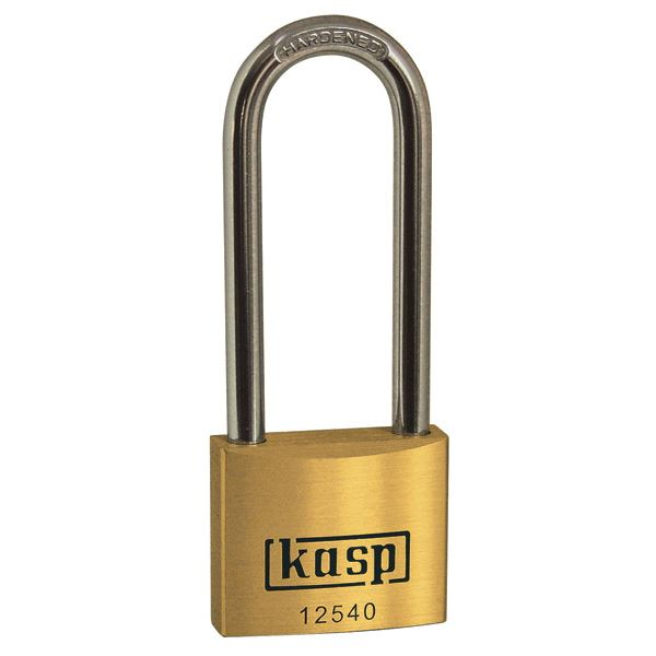 C.K Brass Padlock - Long Shackle - 40mm x 80mm