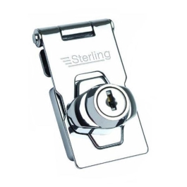 Sterling Locking Hasp 76mm