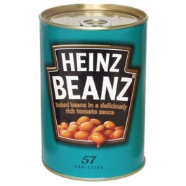 Sterling Safe Can - Heinz Beans