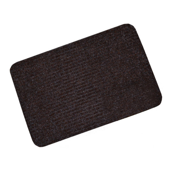Door Mat - Barrier - Black - 400mm x 600mm