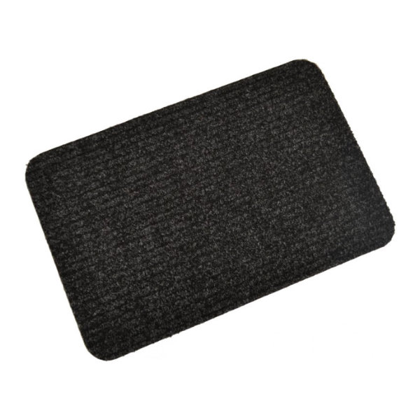 Door Mat - Commando - Anthracite - 400mm x 600mm