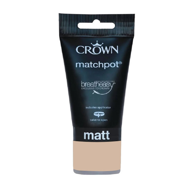 Crown Matt Emulsion 40ml - Matchpot - Creams - Liqueur