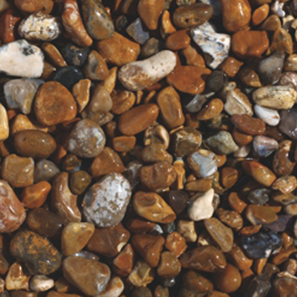 Decorative Gravel - Oyster Pearl Pebbles 25Kg