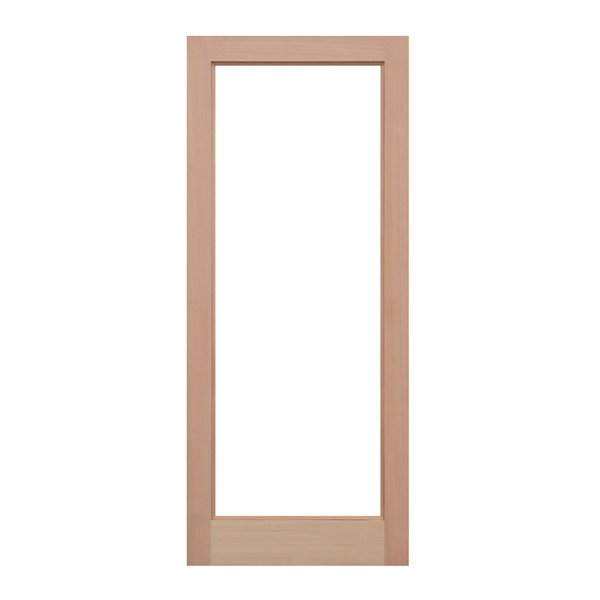 Hemlock Pattern 10 Door - All Sizes