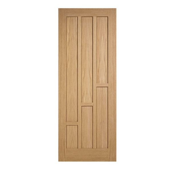 Oak Coventry 6-Panel Door - All Sizes