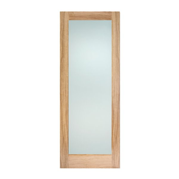 Oak Pattern 10 Door - Glazed - All Sizes